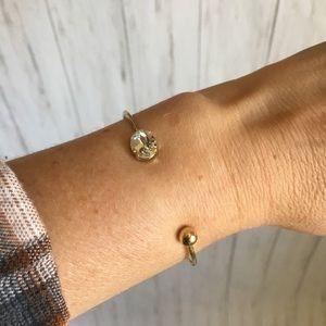 Jewelry - Gold Cuff Bangle BRACELET